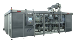 isobaric filling machine