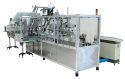Shrink-wrapping machines