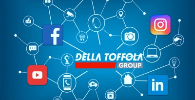 Della Toffola Group is on social media!